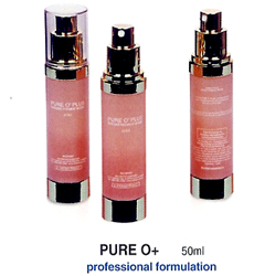 Pure O Plus Ionized Mineral Water